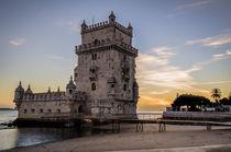 Torre de Belém von James Kennedy