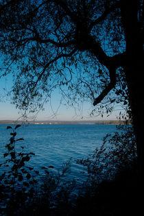 Abendblau by Martina Raab