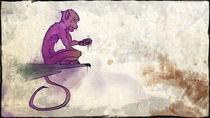 Violet ape von bear