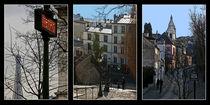 Parisian Street Scenes von David Pringle