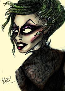 Medusa by Hannah Chusid