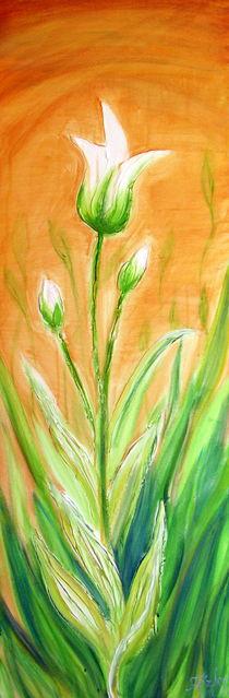 Tulips von Eszter Fézler
