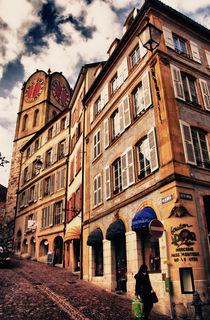 Neuchâtel Switzerland by Kitty Bern