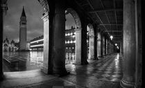 The Arches, St Marks Square, Venice by Martin Williams