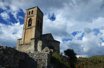 Romanesque church in Puente de Montanana  von RicardMN Photography