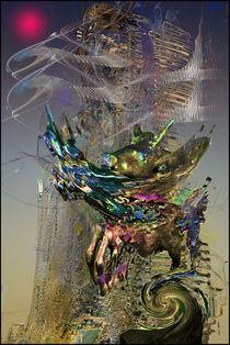 ENTHAUPTUNG des GOLDENEN KALBES by David Renson