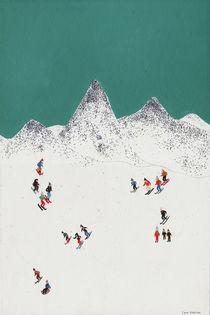 Avalanche von Angela Dalinger