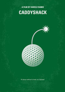No013-my-caddyshack-minimal-movie-poster