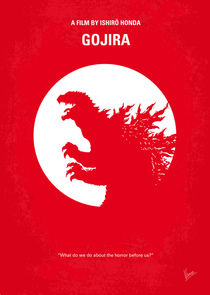 No029-1-my-godzilla-1954-minimal-movie-poster