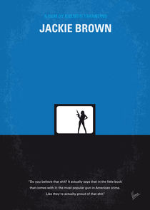 No044-my-jackie-brown-minimal-movie-poster