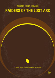 No068-my-raiders-of-the-lost-ark-minimal-movie-poster