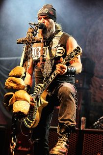 Zakk Wylde and BLS II