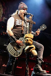 Zakk Wylde and BLS I