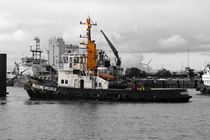 Schlepper - tug boat by ropo13