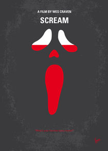 No121-my-scream-minimal-movie-poster