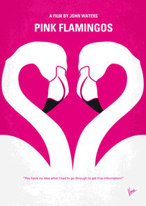 No142-my-pink-flamingos-minimal-movie-poster