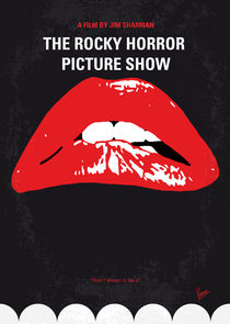 No153-my-the-rocky-horror-picture-show-minimal-movie-poster
