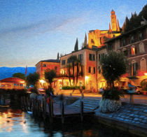 The Pearl of Ceresio by Kitty Bern
