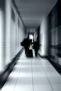 Tunnel abstract  von Bastian  Kienitz