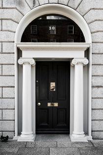Irish-georgian-door