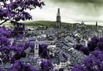 City Of Bern, Switzerland by Kitty Bern