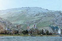Lorch am Rhein by Elke Balzen