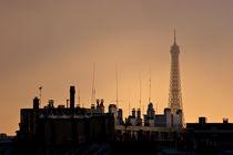 Paris roofs von mira-arnaudova