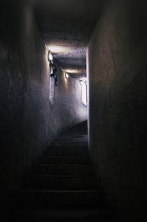 Treppenaufgang von retina-photo
