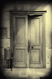 Secret Door von retina-photo