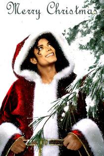 CHRISTMAS SMILE by Karine PERCHERON DANIELS