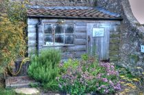 Gertrude Jekyll's potting Shed von Colin Metcalf
