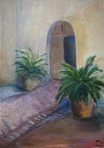 Eingangstor von Ellen Fasthuber-Huemer