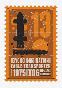 Starships 13-poststamp -Space1999 by chungkong