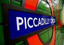 Piccadilly Circus by Valentina De Santis