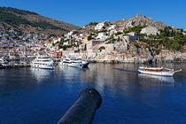 Hydra island, Greece von Constantinos Iliopoulos