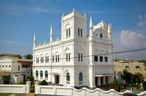 Moschee in Galle, Sri Lanka by Gina Koch