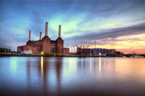 Battersea Power Station by Martin Williams