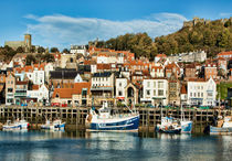 Scarborough Harbour von tkphotography