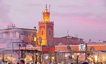 Marrakesh Market by derdia
