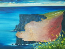 The cliffs of Moher von Conor Murphy