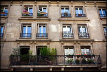 Architecture, Paris by Viktoria Morgenstern