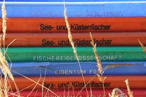 Fisherman's Boxes / Die Kisten des Fischers by Susanne Chotty