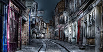 Night in the Shambles York von tkphotography