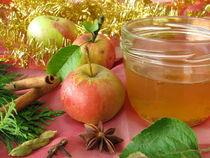 Apfelgelee mit weihnachtlichen Gewürzen by Heike Rau