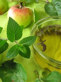 Apfel-Minze-Gelee von Heike Rau