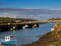 Hayle Harbour by Louise Heusinkveld