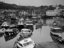 Mevagissey, Cornwall by Louise Heusinkveld