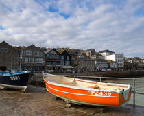 St Ives, Cornwall by Louise Heusinkveld