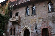 Juliet's Balcony von Sean Foreman
