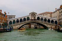 Rialto Bridge by Sean Foreman